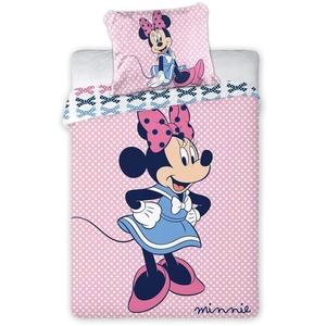 Disney Minnie Mouse 118 Bettwäsche Babybettwäsche 100 x 135 cm