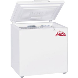 Steca PF166-H Kühl- und Gefriertruhe Kompressor 12 V, 24V Weiß 166l