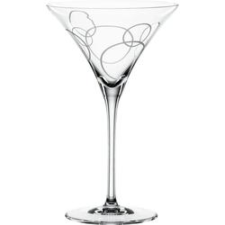 SPIEGELAU Cocktailglas Circles, Kristallglas, 220 ml