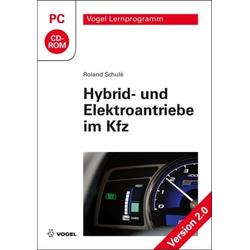 Hybrid- und Elektroantriebe im Kfz Version 2.0 CD-ROM