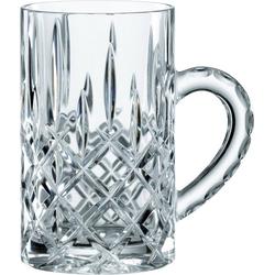 Nachtmann Teeglas Noblesse, Kristallglas, für Glühwein, 250 ml, 4-teilig weiß