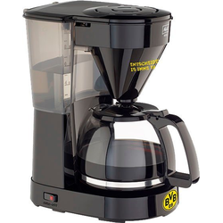 Melitta Filterkaffeemaschine Easy BVB-Edition, 1,25l Kaffeekanne, Korbfilter 1x4