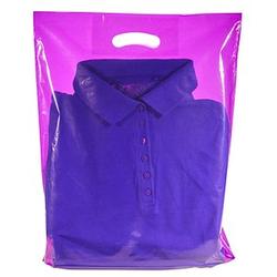 100 Tragetaschen Multilast violett