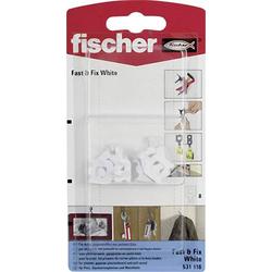 Fischer Wandhaken Fast & Fix White K 8St.