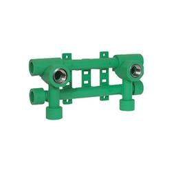 """Aqua-Plus PPR Rohr Hahn-Fixierungsanlage 20 mm x 1/2"""""""
