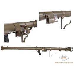 M9A1 Bazooka Granat Launcher für 40mm Granaten braun