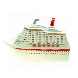 Udo Schmidt Bremen...das Original Spardose Urlaubsspardose Kreuzfahrtschiff 16 cm Spardose Sparschwein Sparbüchse Urlaub Urlaubskasse