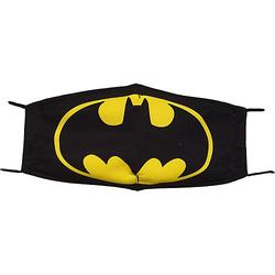 Mund-Nasen-Maske Batman, S, 2er Pack schwarz