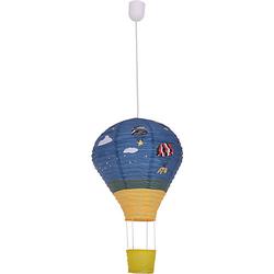 Pendelleuchte Reispapier Ballon