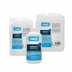 mediPOOL Algenschutz, Algenverhütung, Algenvernichter, Algenschutzmittel - Inhalt:3 Liter