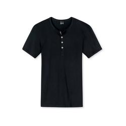 Schiesser T-Shirt Naturbursche (1-tlg) schwarz 7