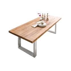 MCA furniture Esstisch Castello aus Eiche bassano