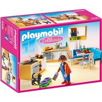 Playmobil Dollhouse Einbauküche mit Sitzecke (5336)
