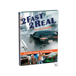 2 Fast Real for Hollywood DVD