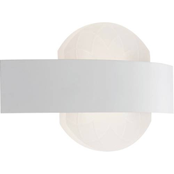 ECO-Light LED-HIMALAYA-AP LED-HIMALAYA-AP LED-Wandleuchte 10W Weiß
