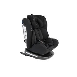Clamaro Autokindersitz, 8.8 kg, CLAMARO Autokindersitz mit vielen Funktionen: - 360 ° Drehfunktion- Kopfstütze 7-stufig verstellbar- Rückenlehne 3-stufig verstellbar - u.v.m.... schwarz