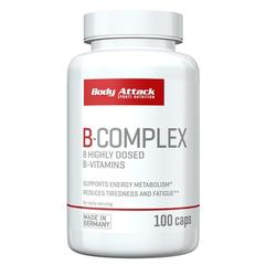 Body Attack B-Complex 100 Kapsel