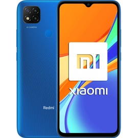 Xiaomi Redmi 9C 16,6 cm (6.53 Zoll) Dual-SIM 4G Mikro-USB 2 GB 32 GB 5000 mAh Blau