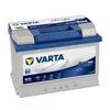 Varta Blue Dynamic EFB N70, 70 Ah 760 A