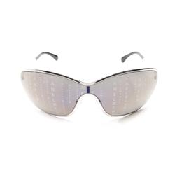 CHANEL Damen Sonnenbrille silber, Größe One Size, 5012618