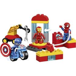 10921 LEGO® DUPLO® Iron Mans Labor-Treffpunkt