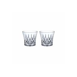 Nachtmann Whiskyglas Classix SOF Whisky Becher 2er Set (2-tlg), Glas