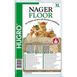 Hugro Nagerfloor Hanfmatte XL 50x120cm