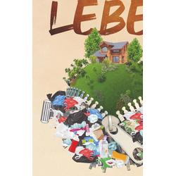 Plastikfrei leben als Buch von Plastik Held