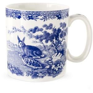 Spode BLRAF5110-X Blue Room Becher Aesop's Fables, Porzellan