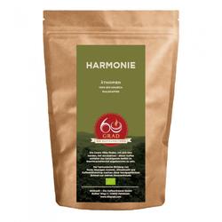 """Kaffeebohnen 60 Grad - Die Kaffeerösterei """"Harmonie Bio Kaffee"""", 500 g"""
