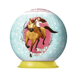 Ravensburger 3D-Puzzle puzzleball® Ø13 cm, 72 Teile, Spirit, Puzzleteile