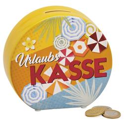 matches21 HOME & HOBBY Spardose Sparbüchse URLAUBSKASSE