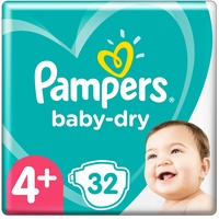 Pampers Baby-Dry 15+ kg