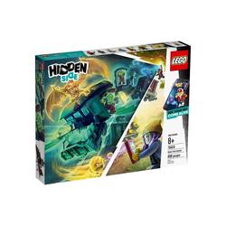 LEGO® Hidden Side Spiel, LEGO® HIDDEN Side Geißter- Expresszug
