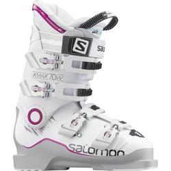 Salomon X Max 70 W Damen Skischuh White/Pink 25,5 Mondopoint
