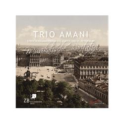 Trio Amani - Musik Aus Der Zentralbibliothek Zürich (CD)