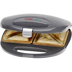 Clatronic ST 3477 Sandwichmaker Grau