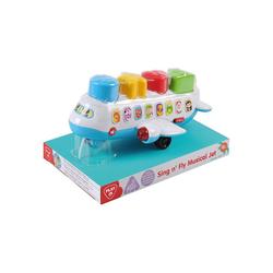 Playgo Motorikwürfel Lernspielzeug - Sing N' Fly