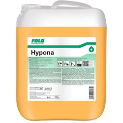 FALA Hypona – Aktivreiniger, Schaumarmer Aktivreiniger auf Seifenbasis, 10 l - Kanister