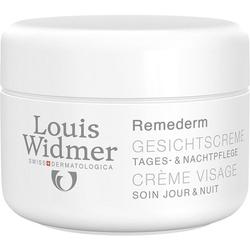 WIDMER Remederm Gesichtscreme nicht parfümiert