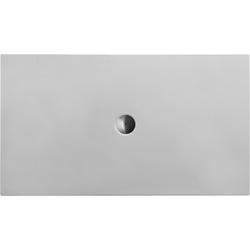Duravit Rechteck-Duschwanne DURAPLAN bodenbündig 1600 x 900 x 35 mm weiß