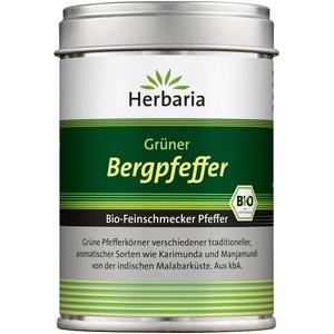 Herbaria Bergpfeffer grün, 1er Pack (1 x 40 g Dose) - Bio