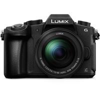 Panasonic Lumix DMC-G81M schwarz + 12-60 mm F3,5-5,6 OIS