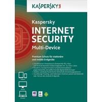 Kaspersky Lab Internet Security 2018 UPG 3 Geräte 2 Jahre ESD DE Win Mac Android