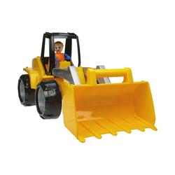 Lena® Outdoor-Spielzeug Truxx: Schaufellader, 38 x 15 cm