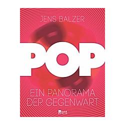 Pop. Jens Balzer  - Buch