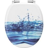 CORNAT WC-Sitz Wassertropfen Yourhome