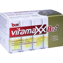 BUER VITAMAXX Trinkfläschchen 14 St