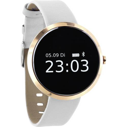 X-WATCH Siona XW Fit Smartwatch Weiß