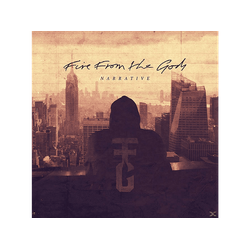 Fire From The Gods - Narrative (CD)